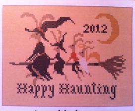 Happy Haunting 2012